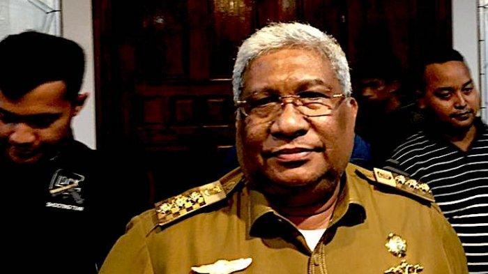 Gubernur Sultra M Ali Mazi