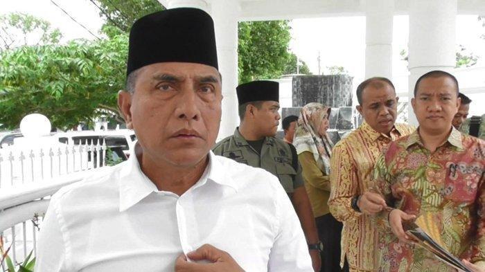 Wakil Ketua GNPF Dijemput Paksa Hingga 6 Warga dan Dahnil Dituduh Makar, Edy Rahmayadi Dukung Polisi