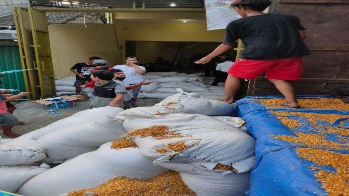 BNN Gerebek Gudang Narkoba di Cibodas,Tangerang, Ada 200 Kg Sabu