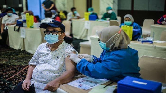 Menkes Klaim Indonesia Peringkat 8 Vaksinasi Covid-19 Tercepat di Dunia, Nomor 4 Negara Non Produsen
