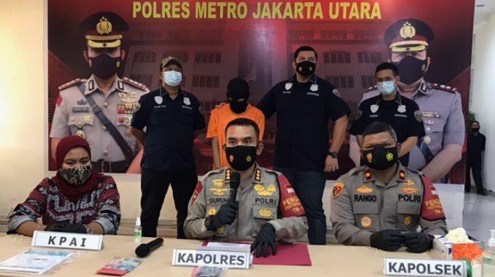 Kapolrestro Jakarta Utara Ungkap Kasus Bocah Perempuan yang Nyaris Jadi PSK di Apartemen Gading Nias