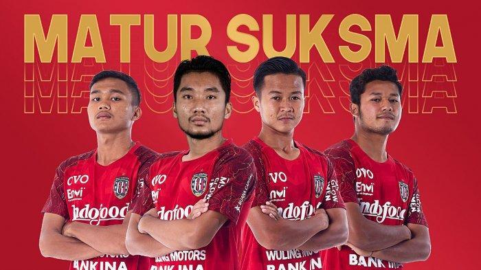 Yabes Tanuri CEO Bali United FC Memutus Kontrak Empat Pemainnya Karena Kalah Bersaing