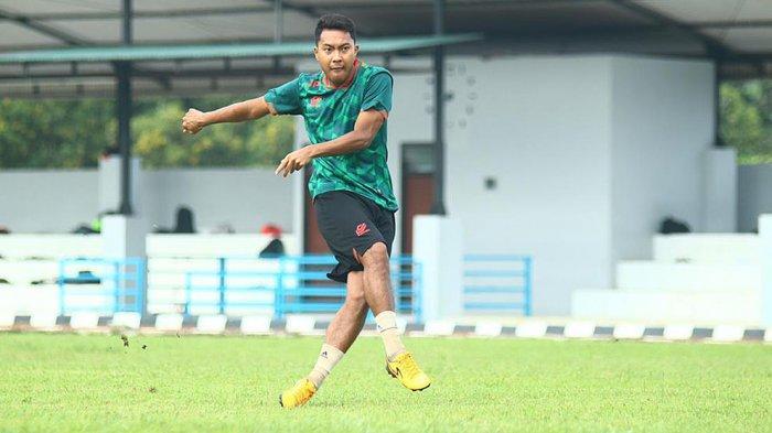 Pemain Sayap Tira Persikabo Gustur Cahyo Putro Berharap Kompetisi Liga 1 2021 Bisa Digelar Agustus