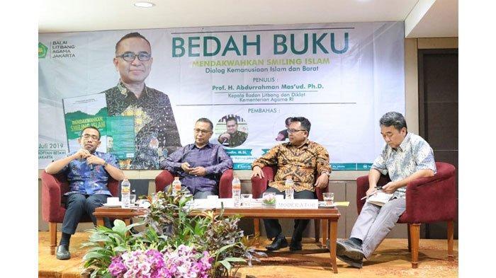 "H. Abdurrahman Mas'ud: Sukses itu Perlu ""Nekat"""