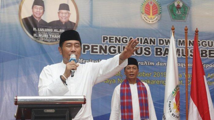 Banjir Jakarta Cepat Surut, Haji Lulung: Pak Anies Ditolong Allah SWT