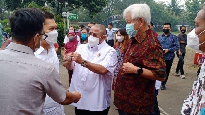 Cegah Over Kapasitas, Pungli dan Narkoba, Komisi III DPR RI Sidak Lapas IIA Khusus Wanita Tangerang