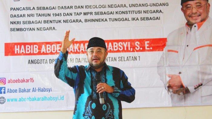 Habib Aboe Bakar Alhabsyi Minta Warga Berpartisipasi Dalam Pemungutan Suara Ulang Pilgub Kalsel