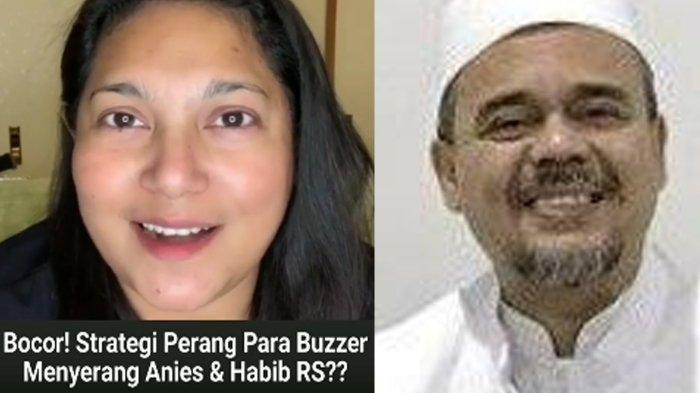 Aoki Vera Serang Habib Rizieq Lagi, Mulai dari Dibayar Menyebar Fitnah hingga Singgung Firza Husein