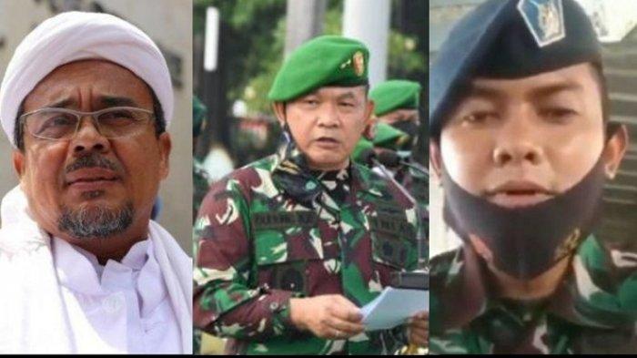 Marah Dijelek-jelekkan Habib Rizieq, Pangdam Jaya Hukum Disiplin Kopda Asyari Yudha, Simak Alasannya
