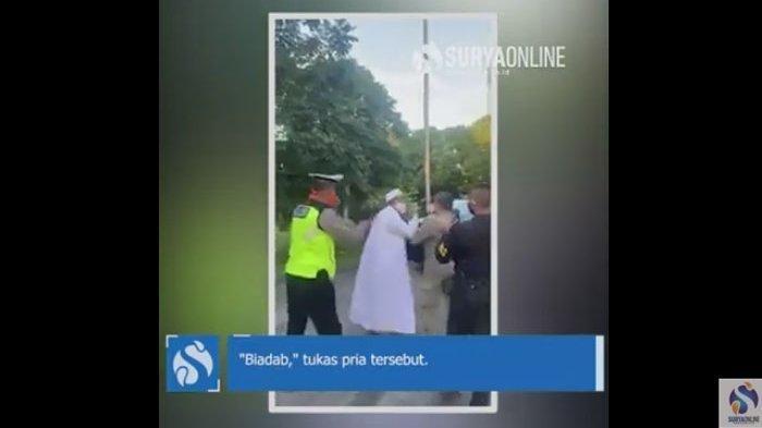 Viral Video Habib Umar Assegaf Berselisih dengan Aparat, Fadli Zon: Harusnya Petugas Bisa Persuasif