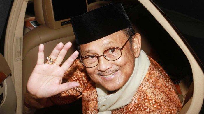 BJ Habibie Wafat, Amien Rais: Kita Kehilangan Berlian Besar dari Tubuh Bangsa Ini