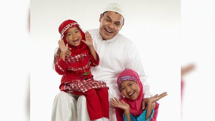 Video dan Lirik Lagu Marhaban Ya Ramadhan Dinyanyikan Haddad Alwi feat Anti Terpopuler di Tahun 2000