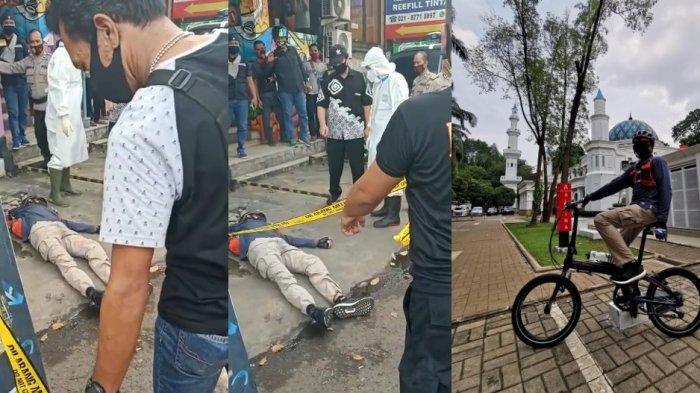 Kisah Mantan Staf Khusus Menteri Jonan Meninggal Dunia Saat Bersepeda, Ini Penyebabnya Versi Polisi