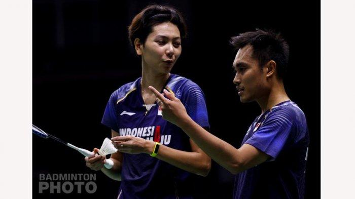 Hafiz Faizal/Gloria Emanuelle Widjaja Gagal Cari Poin Olimpiade Akibat India Open Dibatalkan