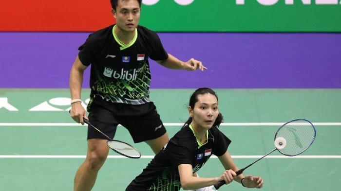 Hafiz/Gloaria ke Perempat Final Hong Kong Open 2019