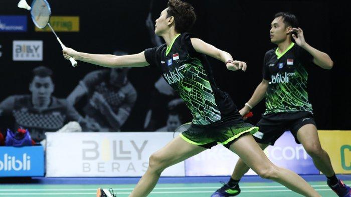 Update Thailand Open II, Empat Wakil Indonesia Tumbang, Baru Hafiz/Gloria ke Perempatfinal