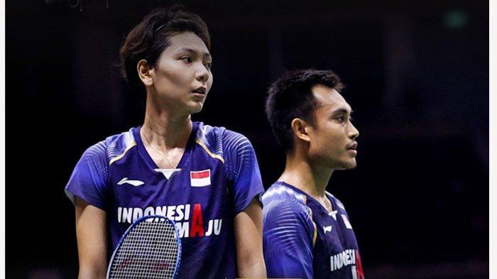 Pasangan ganda campuran Indonesia Hafiz/Gloria kemungkinan besar gagal melangkah ke Olimpiade Tokyo 2021 karena poinnya masih kurang