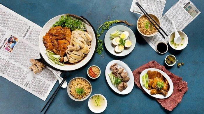 Hadir di Indonesia, Restoran Legendaris Singapura Wee Nam Kee Sajikan Otentik Hainanese Chicken Rice