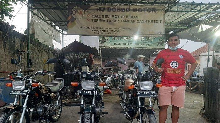 Berawal dari Hobi, Dobbo Sukses Merestorasi Motor Yamaha RX-King Menjadi Punya Nilai Jual Fantastis