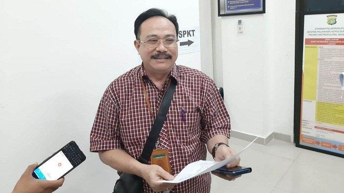 Sebelum Sabet Hakim Pakai Ikat Pinggang, Pengacara Tomy Winata Bersikap Arogan Saat Sidang
