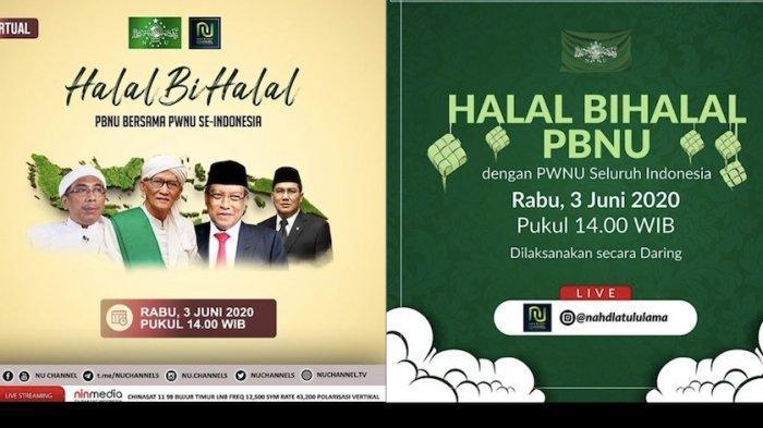 LIVE Streaming: Sedang Berlangsung Halal Bihalal PBNU dari Kantor Pusat Pukul 14.00