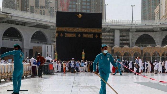 Berikut Penjelasan Menteri Agama Fachrul Razi Soal Protokol Kesehatan Jemaah Ibadah Haji dan Umrah