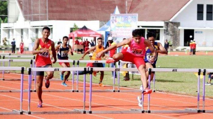 Tatap Porda Jabar 2022, Kabupaten Bogor Diperkuat Tiga Atlet Atletik Nasional
