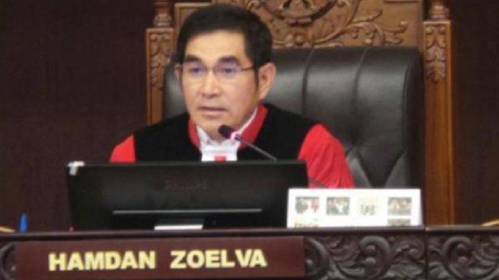 Pemilu 2024, Hamdan Zoelva: Calon Pemilih Masuk ke TPS Harus Sudah Divaksin Covid-19