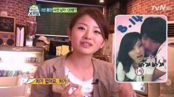 Wanita Korea Ini Pacari 200 Pria Dalam 2 Tahun dan Pernah Pacaran Hanya 1 Hari