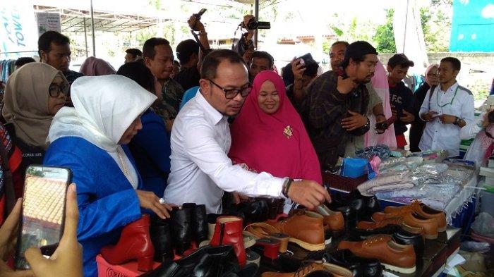 Menteri Hanif Dhakiri Dorong Warga Depok Berani Berwirausaha