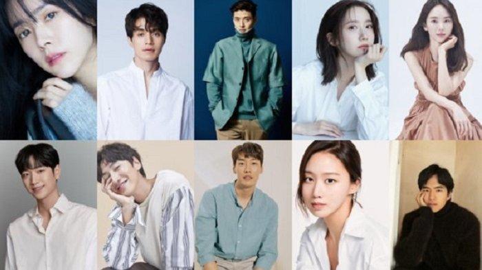 Happy New Year Jadi Film Terbaru Lee Dong Wook, Han Ji Min, Kang Ha Neul, YoonA, Seo Kang Joon