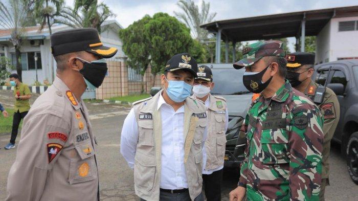 Wali Kota Tangerang Arief R Wismansyah Berharap Pengetatan  PPKM Akhir Pekan Bikin Warga Disiplin