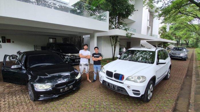 Modif BMW X5 Di Hardy Classic Cikunir Bikin Ammar Zoni Speechless