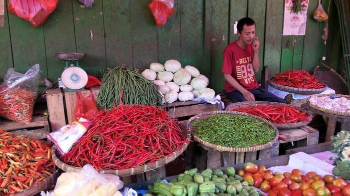 Harga Bawang Putih di Pasar Baru Bekasi Naik Drastis