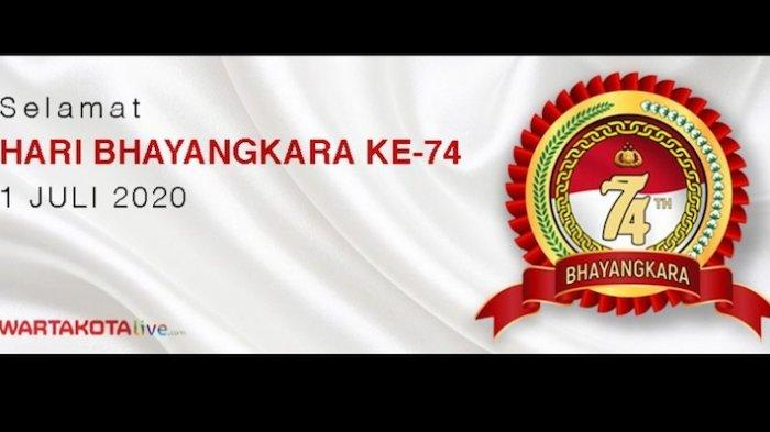 15 Kumpulan Ucapan Hari Bhayangkara ke-74 untuk Dibagikan di WhatsApp, Facebook, Instagram, Twitter