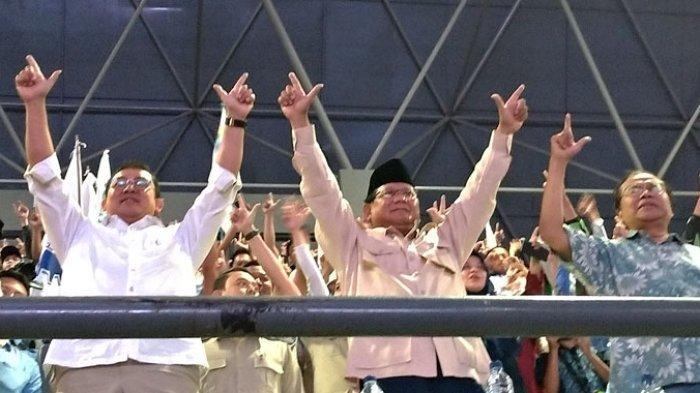 Prabowo Ingatkan Media Saat Orasi Hari Buruh: Hati-hati Kau, Kami Bukan Kambing yang Bisa Diatur