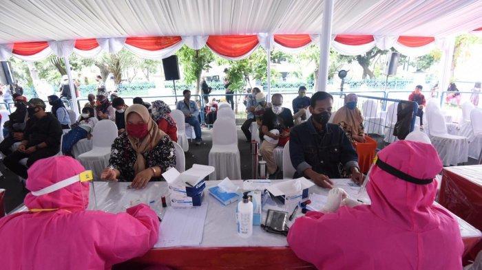 Hari ke-5 Gelar Rapid Test oleh Badan Intelijen Negara di Surabaya, 186 Orang Ditemukan Reaktif