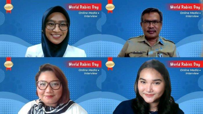 Memperingati Hari Rabies Sedunia 2021, SmartHeart Indonesia Gelar Vaksinasi Rabies Gratis