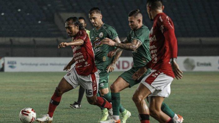 10 Pemain Bali United Tahan PS Sleman 0-0, Adu Penalti Kini Jadi Penentu Siapa Bakal ke Semifinal