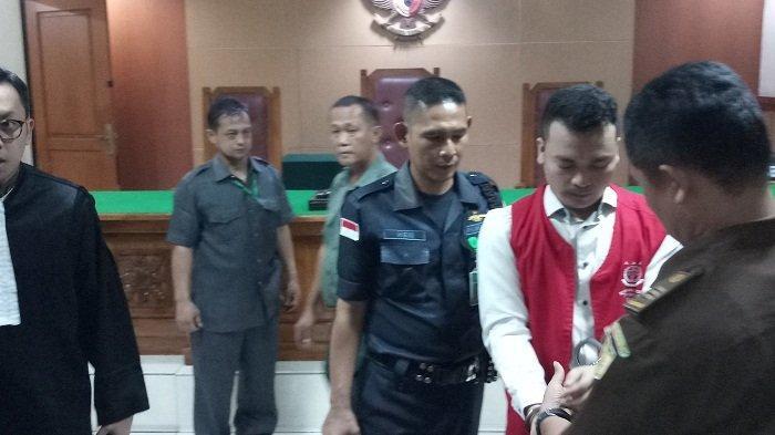 BREAKING NEWS: Haris Simamora Pembunuh Satu Keluarga di Bekasi Divonis Hukuman Mati