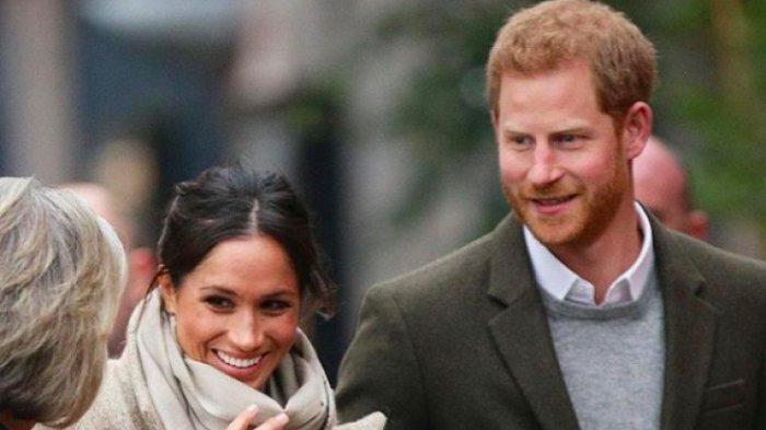 Istri Sibuk Luncurkan Buku Resep, Lihat Aksi Nakal yang Dilakukan Pangeran Harry Ini