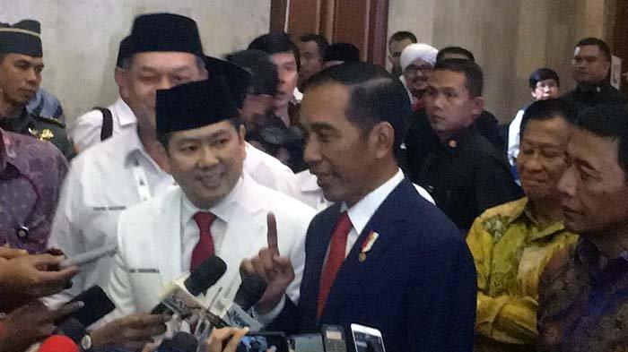 Jokowi: Kritik Harus Berbasis Data, Tidak Asbun