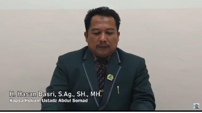 VIDEO: Penjelasan Kuasa Hukum Ustadz Abdul Somad (UAS) Soal Perceraian