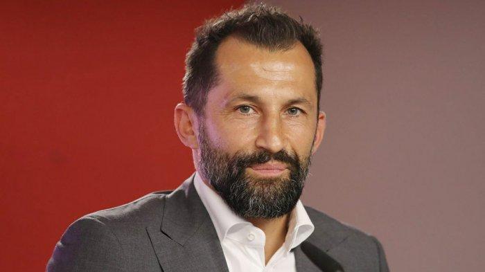Direktur Olahraga Bayern, Hasan Salihamidzic