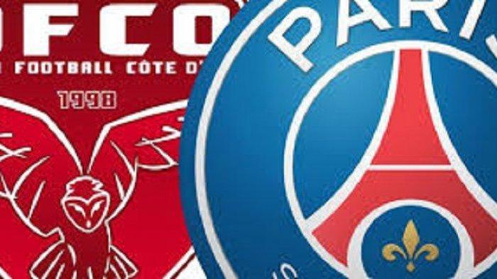 Hasil Akhir Dijon Vs PSG Sangat Tragis 2-1, Simak Komentar Pelatih PSG Sebut Dijon Peringkat Buncit