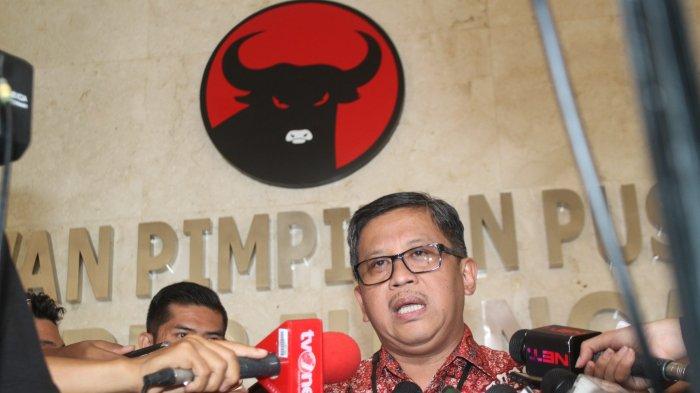 Hasto Kristiyanto: Isu PKI untuk Memisahkan Jokowi dari PDIP