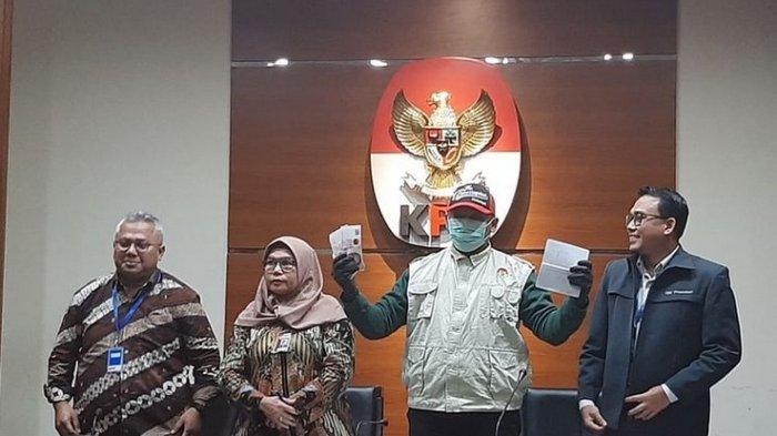 Komisioner KPU Wahyu Setiawan Jadi Tersangka Minta Uang Rp 900 Juta untuk Muluskan Caleg PDIP