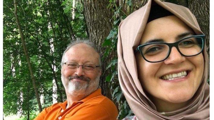 5 Hukuman Mati Dibatalkan, Tunangan Jamal Khashoggi: Siapa Bertanggung Jawab? Di Mana Jenazahnya?
