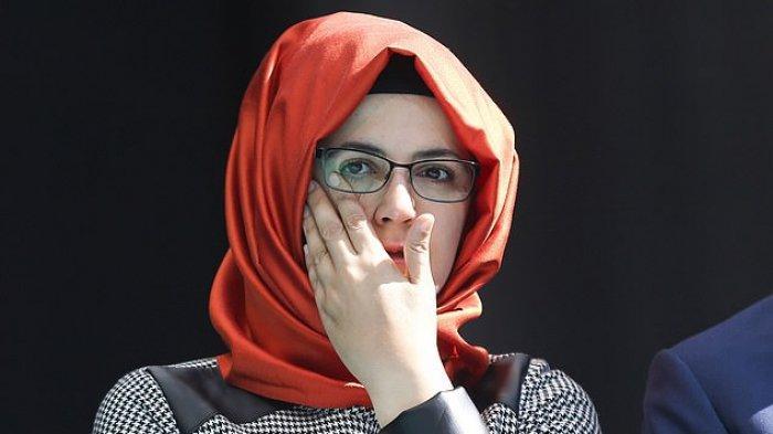 Hatice Cengiz, Tunangan Jurnalis Khashoggi, Gugat Putra Mahkota Arab Saudi di Pengadilan AS