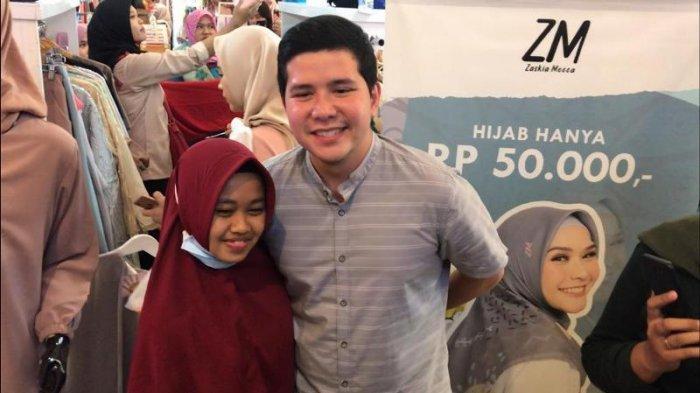 Haykal Kamil Ikuti Jejak Zaskia Adya Mecca Terjun di Bisnis Busana Muslim
